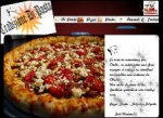 Wix.com tdp created by losoetj based on Pizza House